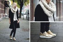 FASHION *sneakersstyle* / How to wear sneakers