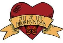 Out of the Brokenness Blog / He heals the brokenhearted and binds up their wounds. Psalm 147:3 (NKJV)             http//www.OutoftheBrokenness.com
