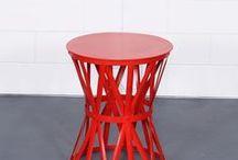 Industrial Stools / Retrojan range of industrial stools.