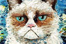 ART *cats* / Art, cats