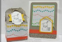 Stampin' Up! Grand Vacation Blog Hop / Top International Stampin' Up!® Demonstrators Monthly Blog Hop