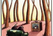 The Far Side / The best comic ever!!!