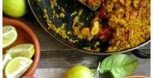 Dinner Time / Shrimp & Broccoli Rice Bowls www.juliascuisine.com