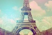 Paris Love <3 / Traveling to Paris and visiting the Eiffel Tower