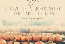Fall... All things Fall, food, family, fun / Crafts, Decorating, DIY, Recipes, Family Fun