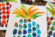 Arts & Crafts for Kids / Kid friendly arts and crafts ideas.