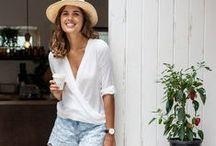 moda // primavera-verão / Referências de looks e tendências de moda para primavera e verão!
