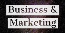 Business and Marketing / Tips and tricks for your business, website, social media marketing, and other online marketing.