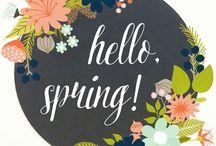 Springtime Ideas