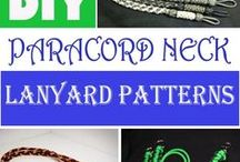 Paracord / This board is for all paracord lovers! Explore interesting paracord projects and patterns! Learn how to make paracord bracelets, lanyards, keychains, and a lot more! #ParacordProjects #Paracord #DIY
