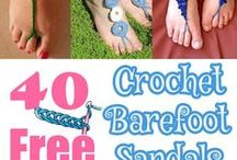 "crochet / Visit us and get the latest crochet patterns for socks, hammocks, sandals, tops and more! We post links to tutorials of free crochet patterns. These are not just ideas but contain ""real"" free instructions to various patterns. #Crochet #CrochetPatterns #DIY #CrochetProjects"