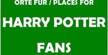 Harry Potter Fan Orte / Orte für Harry Potter Fans weltweit