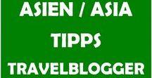 Asien Tipps Reiseblogger