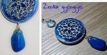 Zenka gyöngyei Nespresso / A hobbim a Nespresso kávékapszulák újrahasznosítása :-)