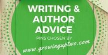 WRITING & AUTHOR TIPS / ADVICE AND TIPS FOR BLOGGERS AND WRITERS