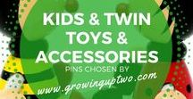 TWIN ACCESSORIES & MUST HAVES / SUGGESTIONS FOR TWIN ACCESSORIES AND TOYS. IDEAS FOR PRESENTS, BABY ACCESSORIES TO MAKE LIFE EASIER ETC. PINS CHOSEN BY GROWINGUPTWO.COM - A FAMILY TRAVEL BLOG RUN BY A TWIN MUM