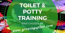 TOILET & POTTY TRAINING / TOILET AND POTTY TRAINING TIPS AND ADVICE FOR PARENTS.