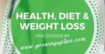 DIET AND WEIGHT LOSS / A SELECTION OF THE BEST PINS ON DIET AND WEIGHT LOSS CHOSEN BY www.growinguptwo.com - A POPULAR FAMILY TRAVEL BLOG