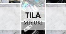Tila Miyuki / Perles TILA Miyuki