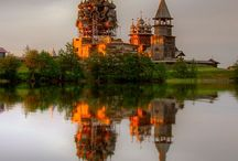 Russian churches - Храмы.