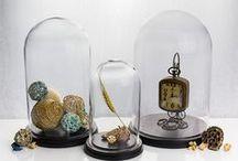 CLOCHE DOMES / Shop Glass Cloche Domes