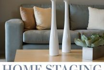 Easy Decorating Ideas / A collection of easy to create accents and room makeovers.  / by Amber Ligon