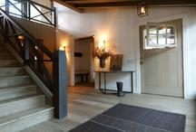 Upstairs, Downstairs...
