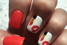 GET NAILED / Part 1 of my Pinterest collection of nail art, manicures and pedicures.