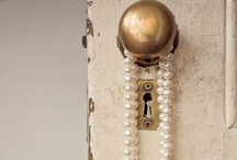 'JEWELRY' FOR THE HOME / by Sarah Telford