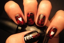 Wicked Nails / by Courtney Laughlin-Jarrell