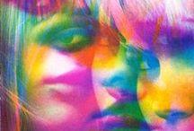 Double Rainbow / by Dani McIntyre