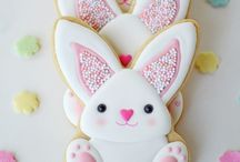 Easter Fun / Bunnies, chicks and eggs for Easter Easter crafts, Easter rabbits, Easter bunnies, Easter chicks, Easter decorations, Easter cakes, Easter printables, Easter party ideas, DIY Easter