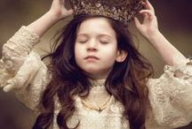 Crown / Crowns, Queens, Princesses (archetypal and actual)  / by Amy Oscar