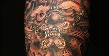 Black & Gray Tattoos (Ink Master Season 1) / Ink Master Season 1 Episode 3