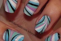 GET NAILED...AGAIN / Part 2, of Pinterest nail art, mani/ pedi inspiration board.  / by Amber Ligon