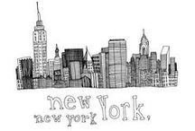 I ❤ NY / by Savanna Wangemann