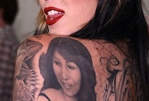 Celebrity Tattoos  / by SPIKE Ink Master
