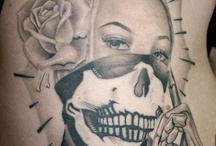 "Katherine ""Tatu Baby"" Flores' Portfolio / by SPIKE Ink Master"