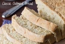 Bread / by Vickey Hughes