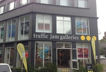 The Gallery! / by traffic jam galleries