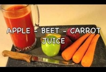 Juicing recipes / by Lacey Pike