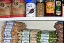 Home - Kitchen Organisation / I love an organised pantry and these tips will help you get yours in order too.