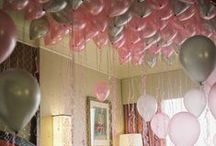 Celebrate - Party / Ways to decorate and celebrate.