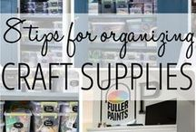 So Crafty! / A collection of easy to make crafts and projects.  / by Amber Ligon