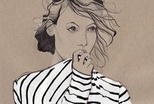 Illustration / by Dani McIntyre
