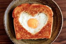 sunny side up~ / For my love of all things egg... / by Heather Tolley