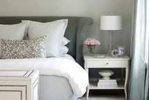 BEDROOMS / Bedroom decor inspiration, DIY, paint colors and more. / by Amber Ligon
