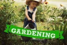 Gardening  / by Valerie Williams