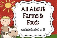 All About ~ On the Farm / by Valerie Williams