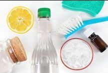 CLEANING TIPS / by Debbie Davenport